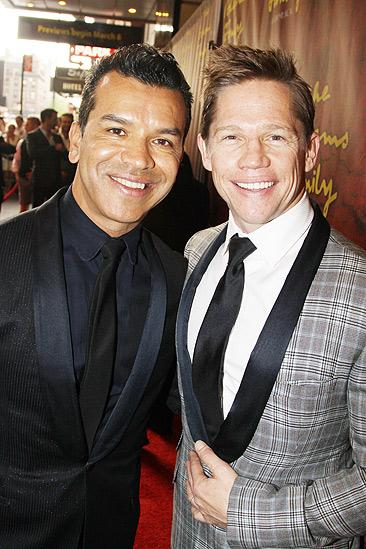 The Addams Family opening  Sergio Trujillo  Jack Noseworthy