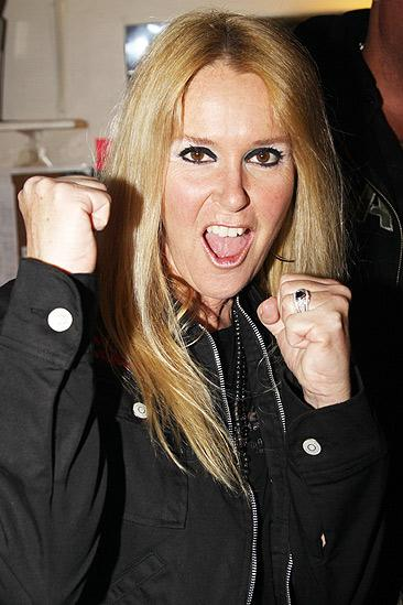Lita Ford at Rock of Ages  Lita Ford solo