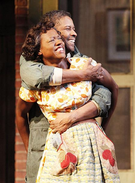 Show Photos - Fences - Viola Davis - Denzel Washington