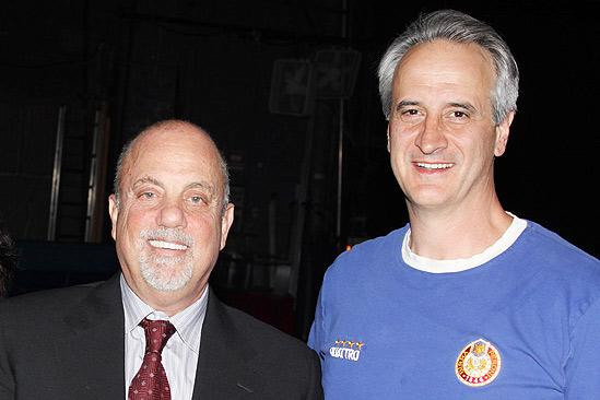 Billy Joel at Jersey Boys – Mark Lotito – Billy Joel