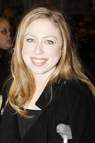 Promises, Promises opening – Chelsea Clinton