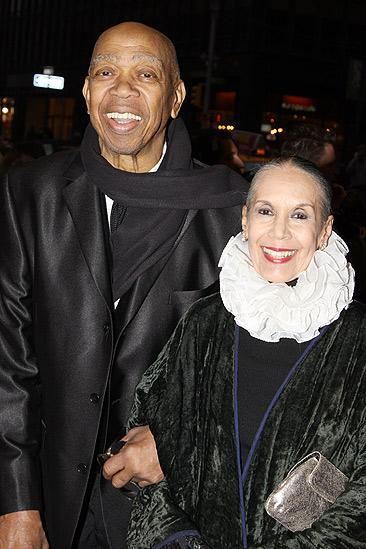 Promises, Promises opening – Geoffrey Holder – wife Carmen