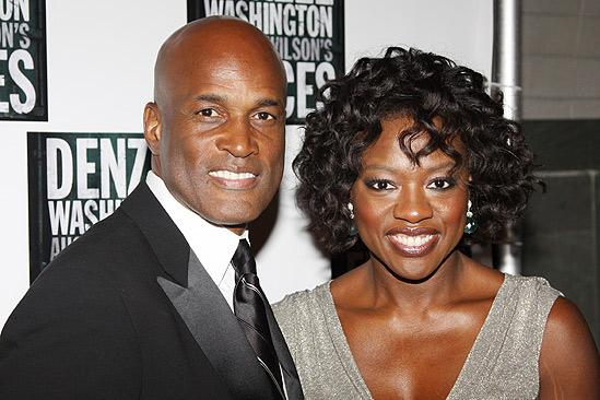Fences Opening Night – Kenny Leon – Viola Davis
