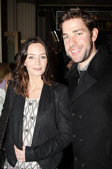 Fences Opening Night – Emily Blunt – John Krasinski