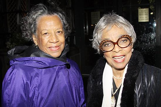Fences Opening Night – Billie Allen – Ruby Dee