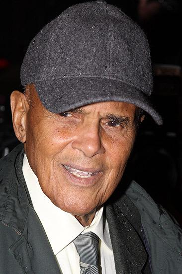 Fences Opening Night – Harry Belafonte