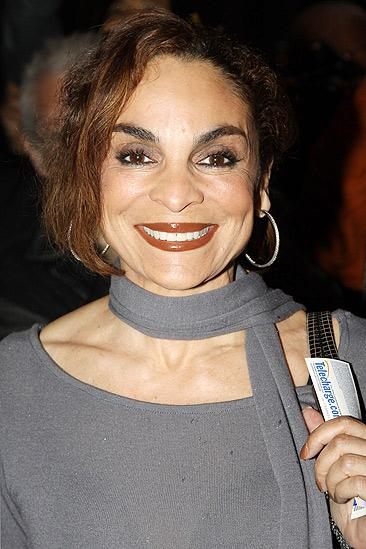 Fences Opening Night – Jasmine Guy