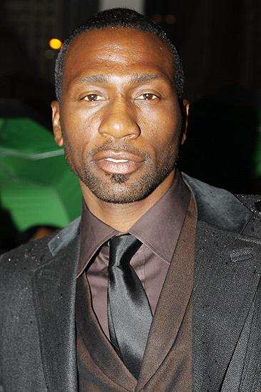 Fences Opening Night – Leon Robinson