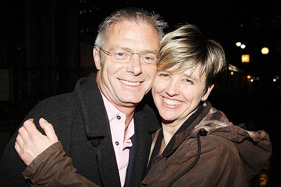 Fences Opening Night – Stephen Daldry – Lucy Sexton