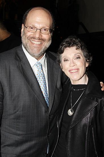 Fences Opening Night – Scott Rudin – Carole Shorenstein Hays