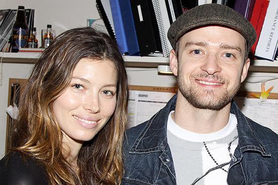 Justin Timberlake at Memphis – Justin Timberlake  - Jessica Biel