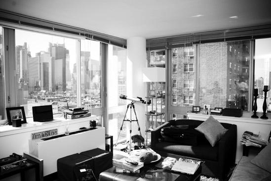 Chad Kimball a Day in the Life – Chad Kimball apartment