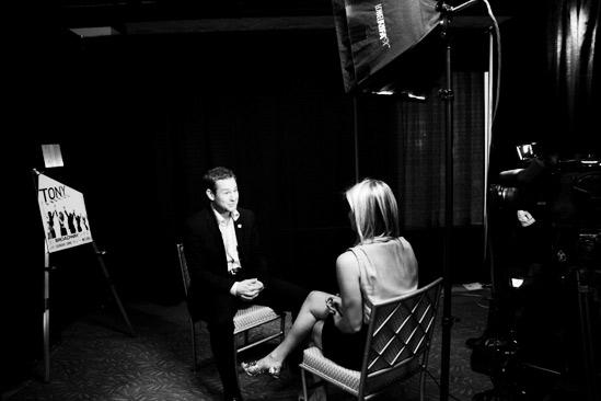 Chad Kimball a Day in the Life  Chad Kimball Fox news