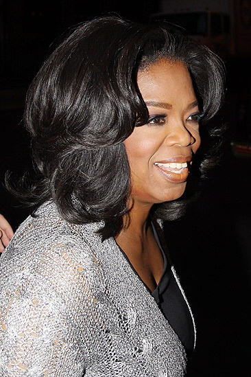 Oprah Winfrey at Fences – Oprah Winfrey