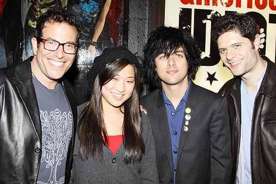 Glee American Idiot – Michael Mayer – Jenna Ushkowitz – Billie Joe Armstrong – Tom Kitt