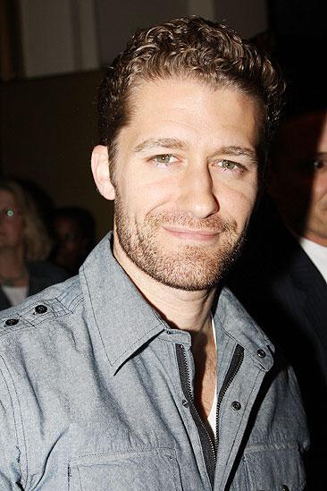 Celebs at Fences – Matthew Morrison