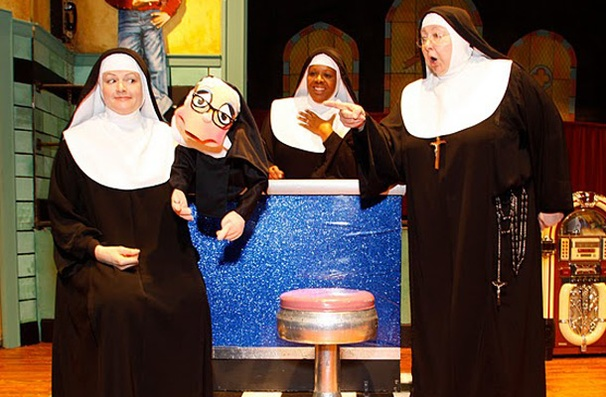 Show Photos - Nunsense - Jeanne Tinker - Bambi Jones - Bonnie Lee