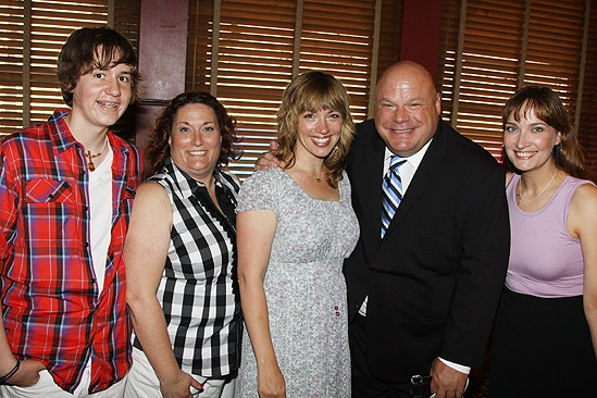 Kevin Chamberlin Sardis – Reily Ewing- Julie Ewing- Erin Quinn Purcell – Kevin Chamberlin – Maggie Graham