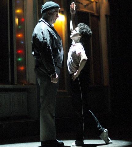 Billy Elliot - Show Photo - Greg Jbara - David Alvarez