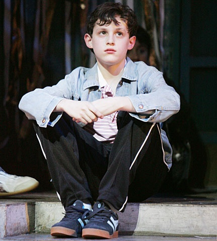 Billy Elliot - Show Photo - Trent Kowalik