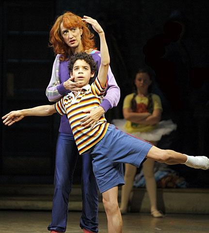 Billy Elliot - Show Photo - Haydn Gwynne - David Alvarez