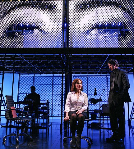 Next to Normal - Show Photo - Alice Ripley - Louis Hobson