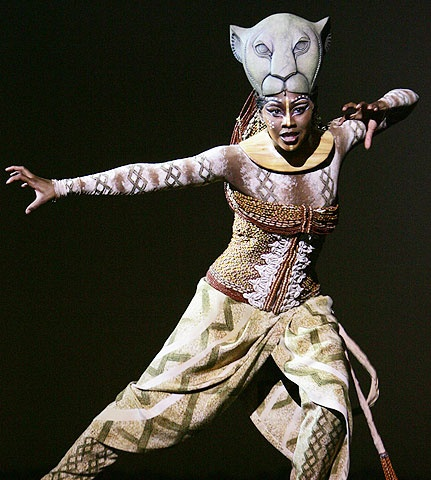 The Lion King - Show Photo - Ta'Rea Campbell