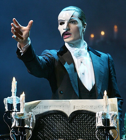 The Phantom of the Opera - Show Photos - John Cudia