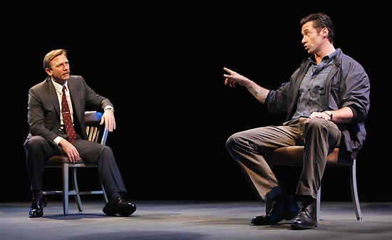 A Steady Rain Show Photos - 1 - Hugh Jackman - Daniel Craig