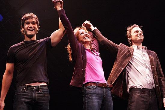 The Understudy Opening - Mark-Paul Gosselaar - Julie White - Justin Kirk