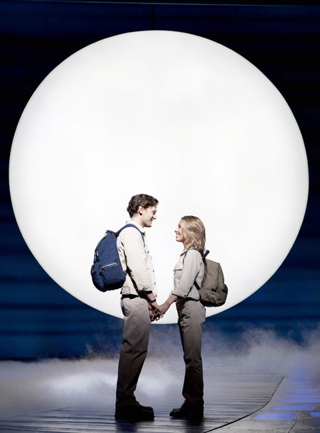 Mamma Mia - Show Photos - Eric William Morris - Alyse Alan Louis