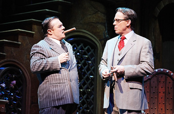 Show Photos - Addams Family (bway) - Nathan Lane - Terrence Mann