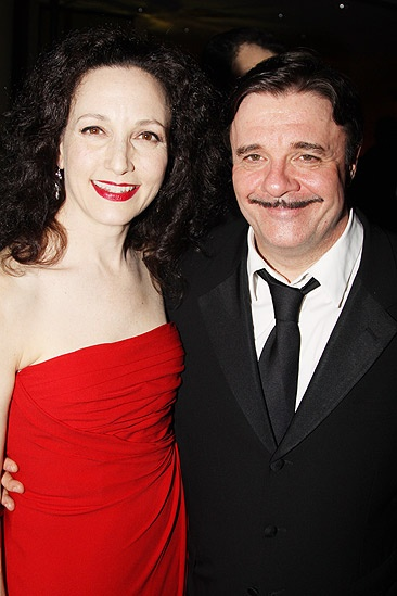 The Addams Family opening  Bebe Neuwirth  Nathan Lane