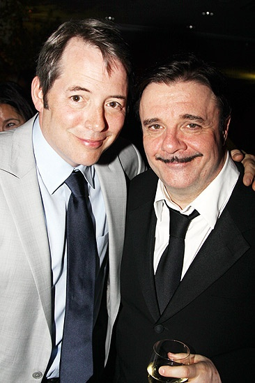 The Addams Family opening – Matthew Broderick – Nathan Lane