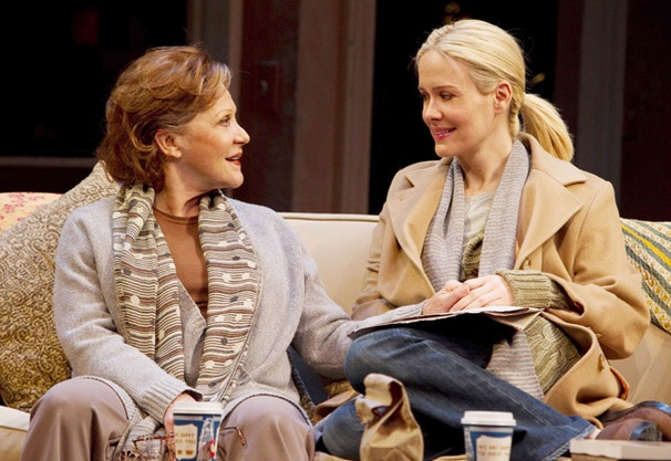 Show Photos - Collected Stories - Linda Lavin - Sarah Paulson (2)