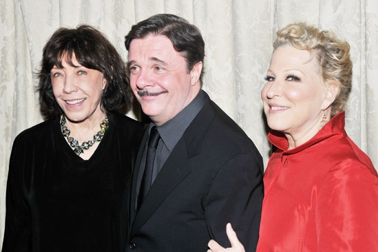 NCTF Honors Nathan Lane – Lily Tomlin – Nathan Lane – Bette Midler