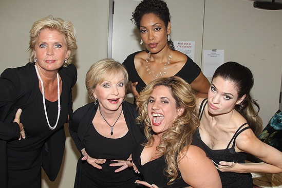 Love Loss LA MJW - Meredith Baxter - Florence Henderson - Gina Torres - Marissa Jaret Winokur - Paula Christensen - 2