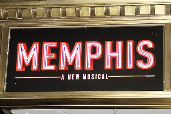 Zac Efron and Vanessa Hudgens at Memphis – sign
