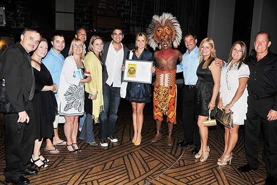 Lion King Bachelorette – group