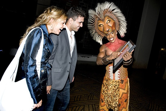 Lion King Bachelorette – Ali Fedotowsky – Roberto Martinez – Dashaun Young
