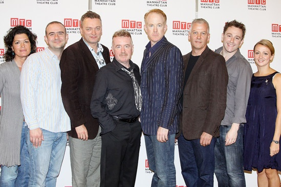 Pitmen Painters Meet and Greet – group cast shot