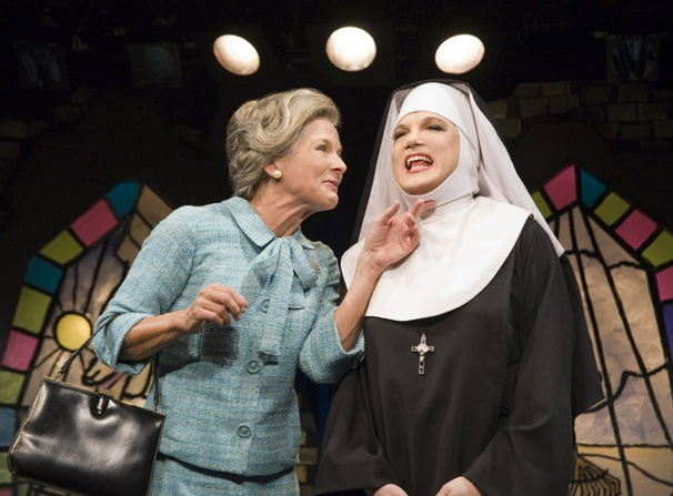 Show Photos - The Divine Sister - Jennifer Van Dyck - Charles Busch