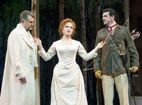 Show Photos - A Little Night Music - Stephen R. Buntrock - Bernadette Peters - Bradley Dean