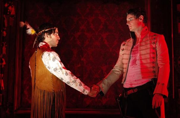 Show Photos - Bloody Bloody Andrew Jackson - Ben Steinfeld