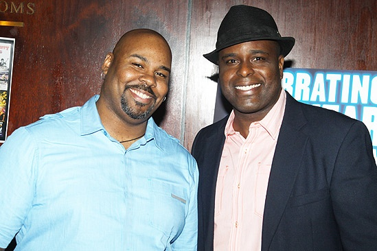 Memphis First Anniversary on Broadway – James Monroe Iglehart – J. Bernard Calloway