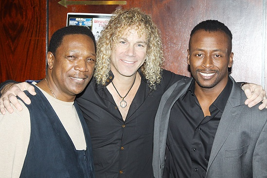 Memphis First Anniversary on Broadway – Shelton Becton – David Bryan – Kenny Seymour