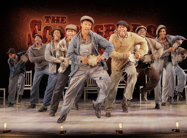 Show Photos - The Scottsboro Boys - cast