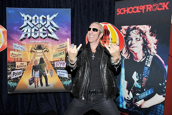 Dee Snider and the School of Rock  Dee Snider