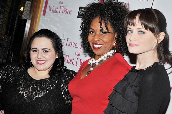 Love, Loss January – Nikki Blonsky – Pauletta Washington – Alexis Bledel