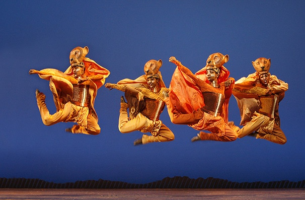 The Lion King - Show Photos - cast 4